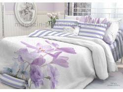 Комплект постельного белья 1.5 спальный Verossa Перкаль 541-2008-50 Delis фото