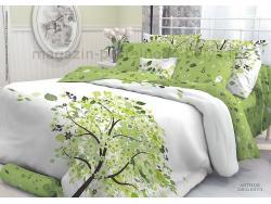 Комплект постельного белья евро Verossa Перкаль 544-2012 Arthur фото