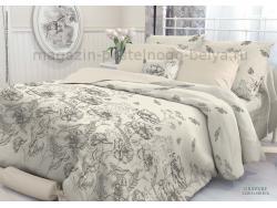 Комплект постельного белья 1.5 спальный Verossa Перкаль 541-2013-50 Gravure фото