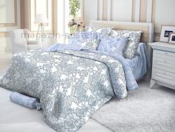Фото Комплект постельного белья Verossa Сатин семейный 565-3002 Manisa