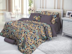Фото Комплект постельного белья Verossa Сатин 2 спальный 563-3005-50 Deria