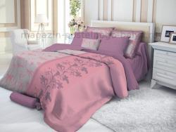 Комплект постельного белья 1.5 спальный Verossa Сатин 561-3008-70 Taurit фото
