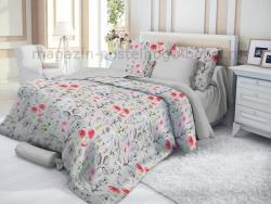 Комплект постельного белья семейный Verossa Сатин 565-3015 Impress фото