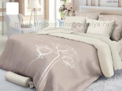 Фото Комплект постельного белья Verossa Сатин 2 спальный 563-3022-50 Sonet