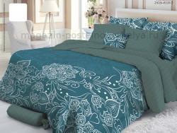 Фото Комплект постельного белья Verossa Сатин евро 564-3026 Tracery