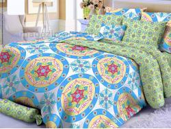Комплект постельного белья евро Verossa Сатин 564-8171 Topaz фото