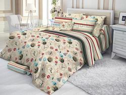 Комплект постельного белья 1.5 спальный Verossa Сатин 561-5023 Alpen фото