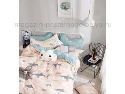 Фото Постельное бельё Танго Твил 2 спальный tpig2-508-70