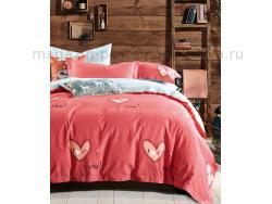 Фото Постельное бельё Танго Сатин 1.5 спальный ts01-x61