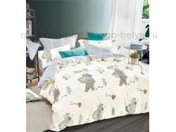 Фото Постельное бельё Танго Сатин 1.5 спальный ts01-x70
