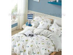 Фото Постельное бельё Танго Сатин 1.5 спальный ts01-x81