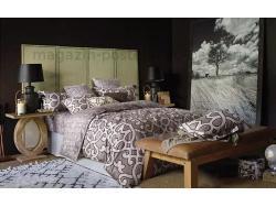 Постельное бельё Танго Сатин 1.5 спальный ts01-402 фото