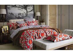 Постельное бельё Танго Сатин 1.5 спальный ts01-404 фото