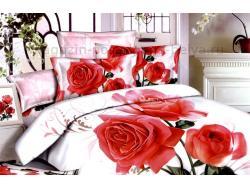 Постельное бельё Танго Сатин 1.5 спальный ts01-427-50 фото