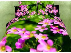 Постельное бельё Танго Сатин 1.5 спальный ts01-581 фото
