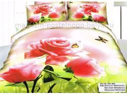 Постельное бельё Танго Сатин 1.5 спальный ts01-59a-50 фото