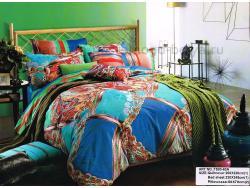 Постельное бельё Танго Сатин 1.5 спальный ts01-63a-70 фото