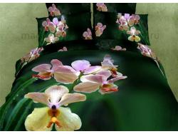 Постельное бельё Танго Сатин 1.5 спальный ts01-659 фото