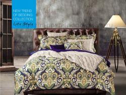 Постельное бельё Танго Сатин 1.5 спальный ts01-667 фото