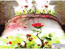 Постельное бельё Танго Сатин 1.5 спальный ts01-71a-50 фото