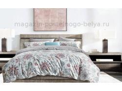 Постельное бельё Танго Сатин 1.5 спальный ts01-92 фото
