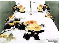 Постельное бельё Танго Сатин 2 спальный ts02-04a-70 фото