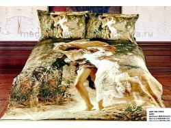 Постельное бельё Танго Сатин 2 спальный ts02-19a-70 фото