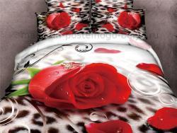 Постельное бельё Танго Сатин 2 спальный ts02-42a-50 фото