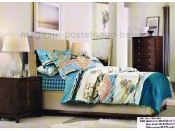 Постельное бельё Танго Сатин 2 спальный ts02-52a-50 фото