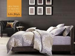 Постельное бельё Танго Сатин 2 спальный ts02-666-70 фото