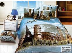 Постельное бельё Танго Сатин 2 спальный ts02-755-70 фото
