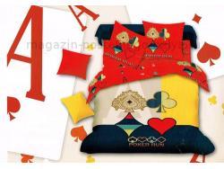 Постельное бельё Танго Сатин 2 спальный ts02-874-50 фото
