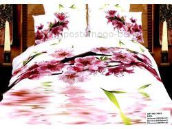 Постельное бельё Танго Сатин евро ts03-060 фото