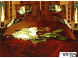 Постельное бельё Танго Сатин евро ts04-11a фото
