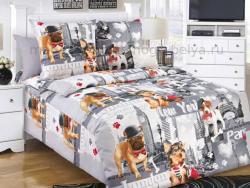 Фото Комплект постельного белья Евротур 1 бязь 1.5 спальный детский А1100193831