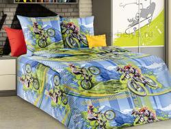 Фото Комплект постельного белья Фрирайд 1 бязь 1.5 спальный детский А1100197881