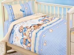 Фото Ткань  бязь 150 детская Нежный сон 1
