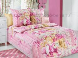 Фото Комплект постельного белья Сьюзи 1 бязь 1.5 спальный детский А1100194921