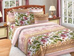 Фото Комплект постельного белья Адель 2 бязь евро 4100Б197462