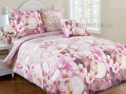 Фото Комплект постельного белья Амалия 2 бязь евро 4100Б194642