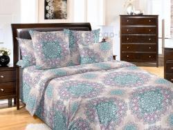 Фото Комплект постельного белья Арабески 2 бязь семейный 6100Б197842