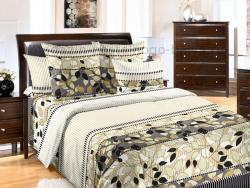 Фото Комплект постельного белья Астор 1 бязь 2 спальный 3100Б196651