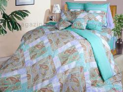Фото Комплект постельного белья Бахчисарай 1 бязь семейный 6100Б93681