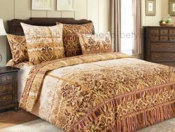 Фото Комплект постельного белья Бакади 1 бязь евро 4100Б194631