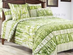 Фото Комплект постельного белья Бамбук бязь евро 4100Б196751