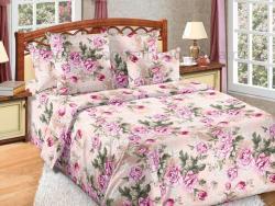 Фото Комплект постельного белья Белый сад 3 бязь семейный 6100Б196763