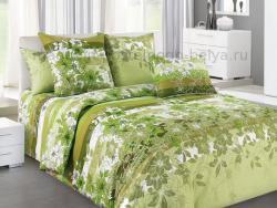 Фото Комплект постельного белья Бьюти 2 бязь семейный 6100Б195952