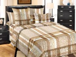 Фото Комплект постельного белья Бруно 2 бязь евро 4100Б197172