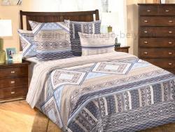 Фото Комплект постельного белья Финландия 1 бязь 2 спальный 3100Б194831
