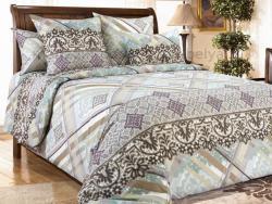 Фото Комплект постельного белья Фландрия 3 бязь 2 спальный 3100Б196483